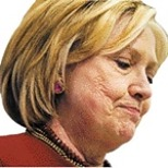 클린턴, 개인 이메일로 '벵가지 사건' 보고 받았다